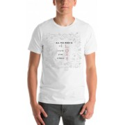 Tricou personalizat All you need is love - Match