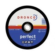Disc debitare metale Dronco Perfect Ø125x3x22,23 mm