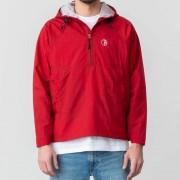 Polar Skate Co. Ripstop Anorak Jacket Red