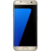 Samsung Galaxy S7 Edge 32GB Goud + Back case + Screenprotector