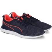 Puma Flex Camo Mesh IDP Running Shoes For Men(Navy)