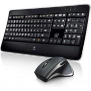 Tastatura+miš Logitech MX800 Wireless Performance Combo-