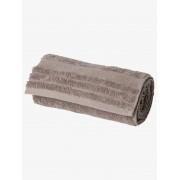 TOM TAILOR Badstof handdoek , stone, 50/100