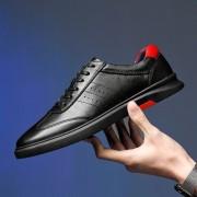 Stijlvolle en comfortabele wild outdoor casual schoenen voor mannen (kleur: zwart maat: 39)