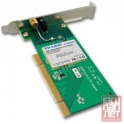 TP-LINK TL-WN553AG, 54Mbps 802.11a/b/g Wireless PCI Adapter