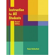 Instruction for All Students, Paperback/Paula Rutherford