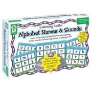Alphabet Names and Sounds Educational Board Game by Key Education