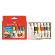 Tempera 6 Culori 12 ML Faber-Castell