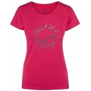 LOAP Tricou pentru femei Anya Raspberry CLW18161-J68J S