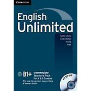 English Unlimited Intermediate A and B Teachers Pack Teachers Book with DVDROM par Clementson & TheresaGray & LeanneSmith & Howard