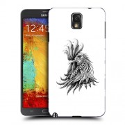 Husa Samsung Galaxy Note 3 N9000 N9005 Silicon Gel Tpu Model Cocos Abstract