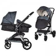 Детска количка с трансформираща се седалка Фюжън, Chipolino, 350689