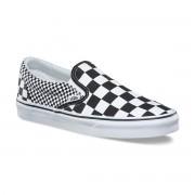 rövidszárú cipő unisex - UA CLASSIC SLIP-ON (MIX CHECKER) - VANS - VA38F7Q9B