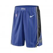 Orlando Magic Nike Icon Edition Swingman NBA-Shorts für Herren - Blau