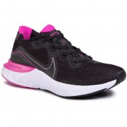 Обувки NIKE - Renew Run CK6360 004 Black/Mtlc Dark Grey/White