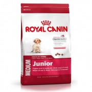 ROYAL CANIN ITALIA SpA Royal Canin Medium Junior Dry Food for Dogs 15kg