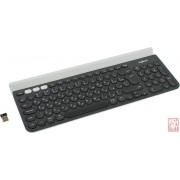 Logitech K780 Wireless Multi-Device Keyboard, Black-silver