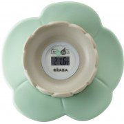 Lotus digitalni termometar za sobu i kupanje - pastelno plavi