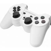 Gamepad Esperanza EGG106W Corsair PC-PS2-PS3 Alb