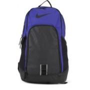Nike NK ALPHA REV BKPK 10 L Backpack(Black, Blue)