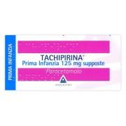 Angelini Tachipirina Prima Infanzia 10 Supposte 125 Mg