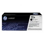 HP Toner 12A Q2612A Toner Cartridge(Black)