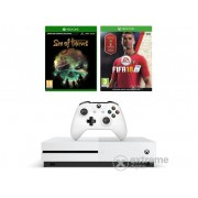 Consola Xbox One S 1TB + Sea of Thieves + Fifa 18