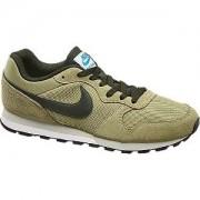 Nike Groene MD Runner 2 Nike maat 45