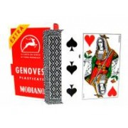 Deck of Genovesi Italian Regional Playing Cards