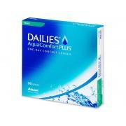 Dailies AquaComfort Plus Toric 90 šošoviek