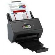 Brother ADS-2800W - documentscanner - bureaumodel - USB 2.0, Gigabit LAN, Wi-Fi(n), USB 2.0 (Host) (ADS2800WUX1)