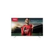 """Smart TV LED 55"""" TCL Ultra HD 4K HDR Wi-fi 55P6US"""