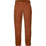 FjallRaven Nilla Trousers - Autumn Leaf - Pantalons de Voyage 48