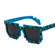 Ochelari de soare MineCraft Blue Cool