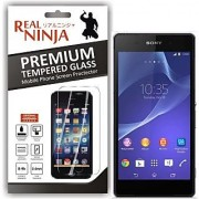 Real Ninja Tempered Glass Screen Protector For Sony E4