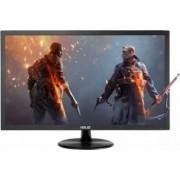 Monitor Gaming LED 23.6 Asus VP247T Full HD 1ms Negru