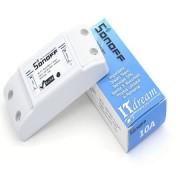 Releu wireless Sonoff Basic, compatibil Alexa, Google Home