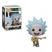 Pop! Vinyl Rick e Morty - Mini Rick con Chitarra Figura Pop! Vinyl Esclusiva (ESCLUSIVO VIP)