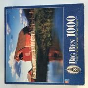 Big Ben 1000pc. Puzzle-Country Farm, Wallowa Mountains, Oregon