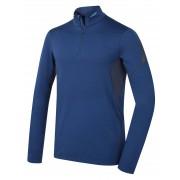 Husky Active winter long zip XL, tm.modrá Pánské termo triko - podzim, zima