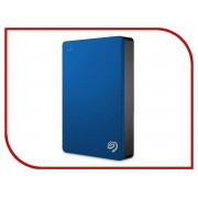 Жесткий диск Seagate Backup Plus 5Tb Blue STDR5000202