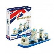 Puzzle 3D Tower Bridge, 52 piese