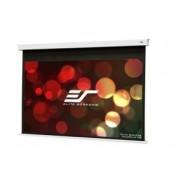 Ecran proiectie electric, 243,5 x 136,9 cm, incastrabil in tavan, EliteScreens Evanesce B EB110HW2-E12, Format 16:9