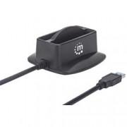 Manhattan Docking Station USB3.0 Doppio Slot HDD SATA 2.5''
