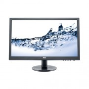 "Monitor TFT, AOC 24"", e2460Sh, 1ms, 20Mln:1, DVI/HDMI, Speakers, FullHD"