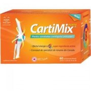 Supliment alimentar Good Days Therapy CartiMix Forte 60 cpr filmate