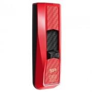 Silicon Power SP Blaze B50 Lápiz USB 3.0 128GB Rojo