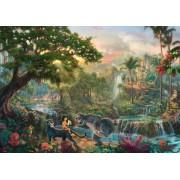 Puzzle Schmidt - Thomas Kinkade: Carte Junglei, 1.000 piese (59473)
