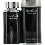 Ted lapidus black soul eau de toilette 100 ml spray