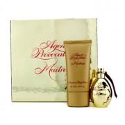 Maitresse Coffret: Eau De Parfum Spray 30ml/1oz + Luxurious Body Eixir 75ml/2.5oz 2pcs Maitresse Комплект: Парфțм Спрей 30мл + Луксозен Еликсир за Тяло 75мл